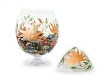 Wyroby szklane - świeczniki, wazony, kielichy, jajka Wielkanocne